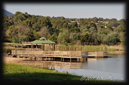 Lilydale Lake park
