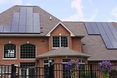 Elma, NY residential solar installation