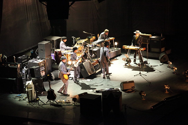 Bob Dylan in Beijing Performance
