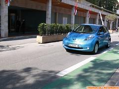 essai Nissan Leaf 18