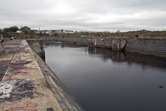 Dry Dock (Bora Horza) Tags: uk abandoned water docks river scotland clyde dock rust decay glasgow united ruin kingdom dry forgotten rusting shipyard derelict decaying govan ruined shipyards
