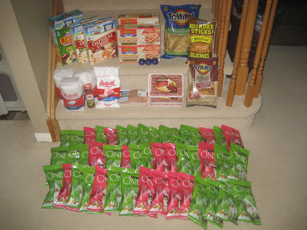 real canadian superstore - paid $4.79, saved $216.66