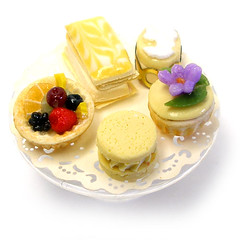 Lemon Cake Collection