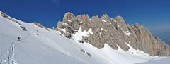 Scialpinismo Gran Sasso - Vallone dei Ginepri