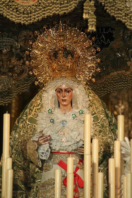 Nuestra Señora de la Esperanza Macarena 2009
