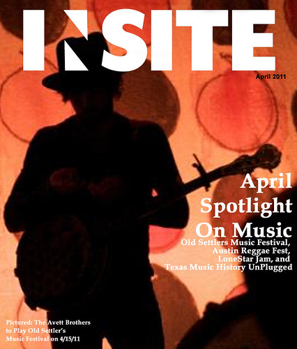 April 2011 - cover: free