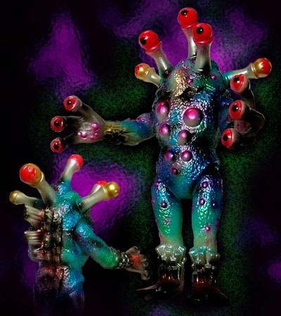 BLObPUS x Alien Argus