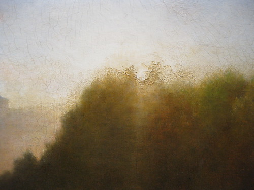George Inness detail