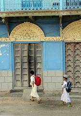 Zanzibar Schoolkids