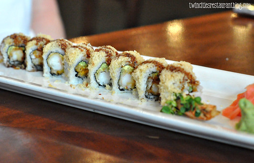 Crunchy Roll at CRAVE ~ Edina, MN