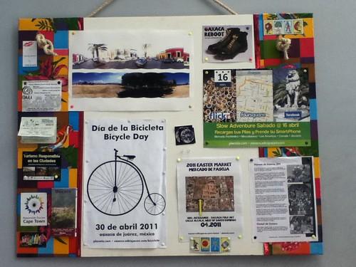 Foamboard @ Oaxaca 04.2011