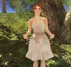 1 of 3 Seasons Hunt Gifts (IsabellaGrace Baroque (Bella)) Tags: olivejuice theseasonshunt tinybirddress