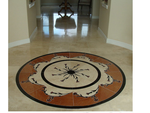 Alex Stone and Tile Services: Medallion2