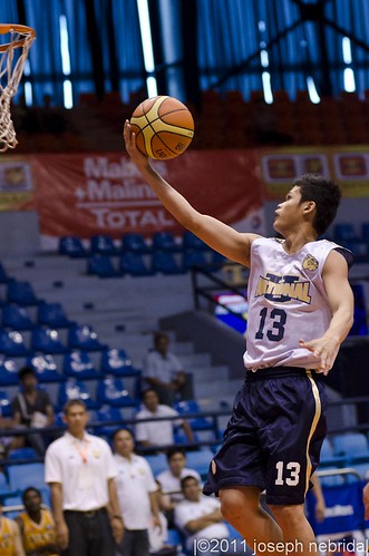 2011 FilOil Flying V Preseason Tournament: NU Bulldogs vs. UST Growling Tigers, April 13