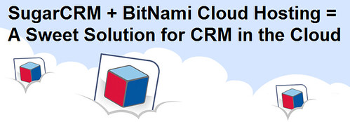 BitNami and SugarCRM