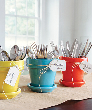DIY Display Your Silverware