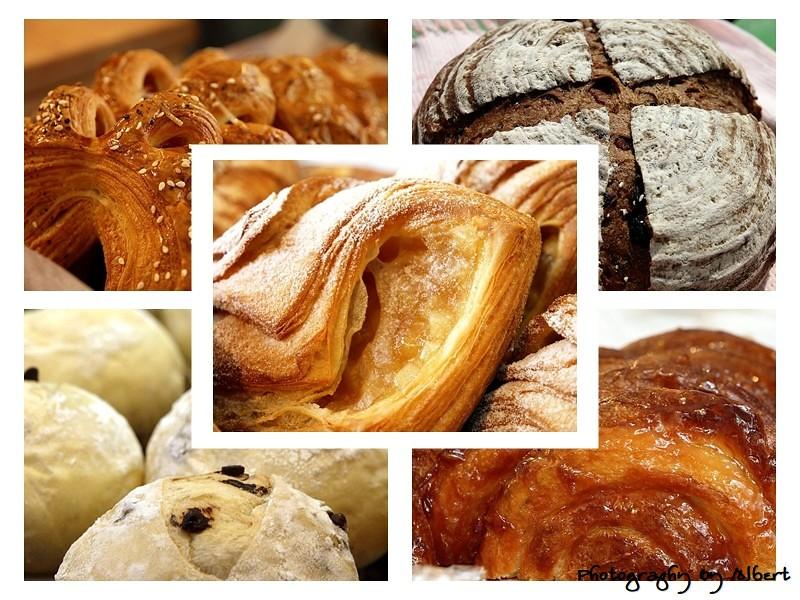 【歐式麵包】新北市樹林.布斯特麵包廚房(歐式麵包新體驗)