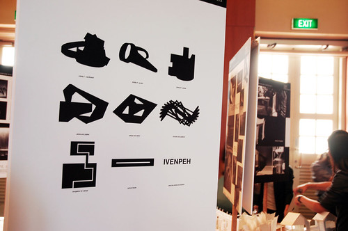 Retrospective - Iven Peh's Poster