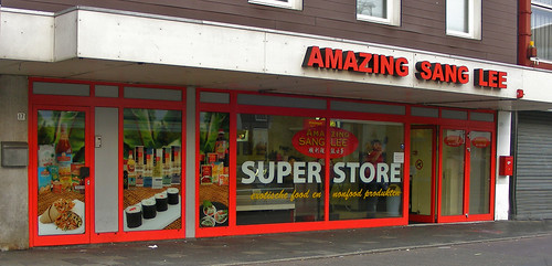 Sang Lee Superstore in Eindhoven