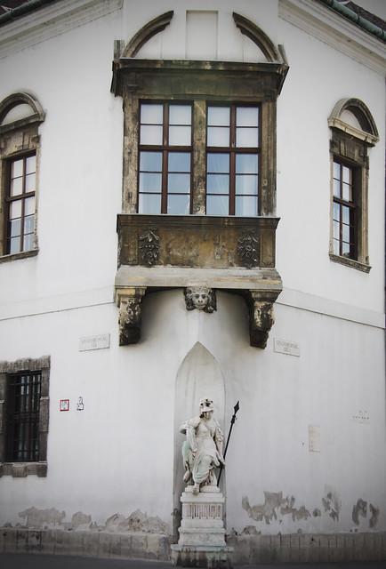 Buda's Old Town Hall