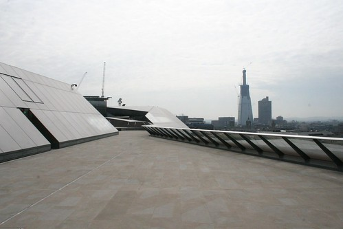 The roof of One New Change