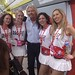 Cheer Fit Cheerleaders Meet Richard Branson!