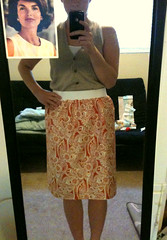 June Cleaver Skirt
