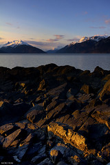 (MOKI RIM) Tags: sunset rock composite alaska photoshop canon eos rebel canal high raw dynamic angle pacific haines wide sigma lynn format 16 volcanic range 1020 bit hdr manfrotto cs4 322rc2 f456 550d t2i