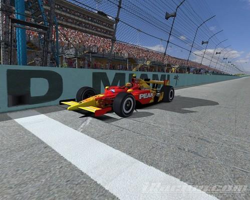IndyCar Yang Ou