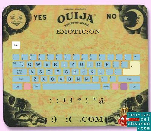 ouija emoticon