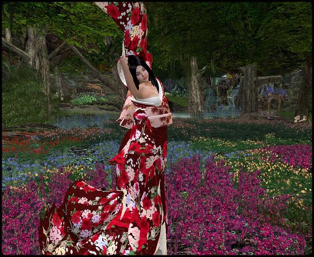 garden of flowers - etana
