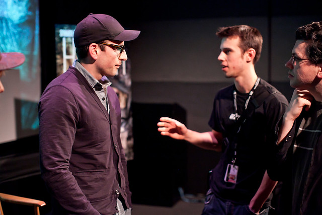 Hanna Screenwriter and Writing Grad Seth Lochhead Visits VFS by vancouverfilmschool
