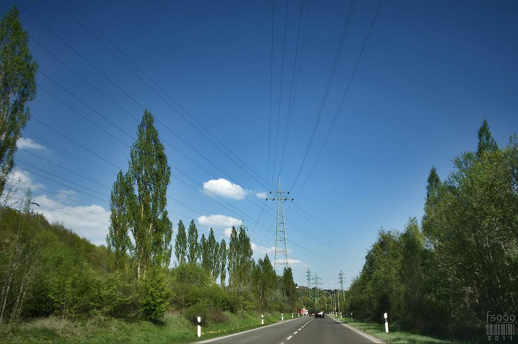Crossing in the Air