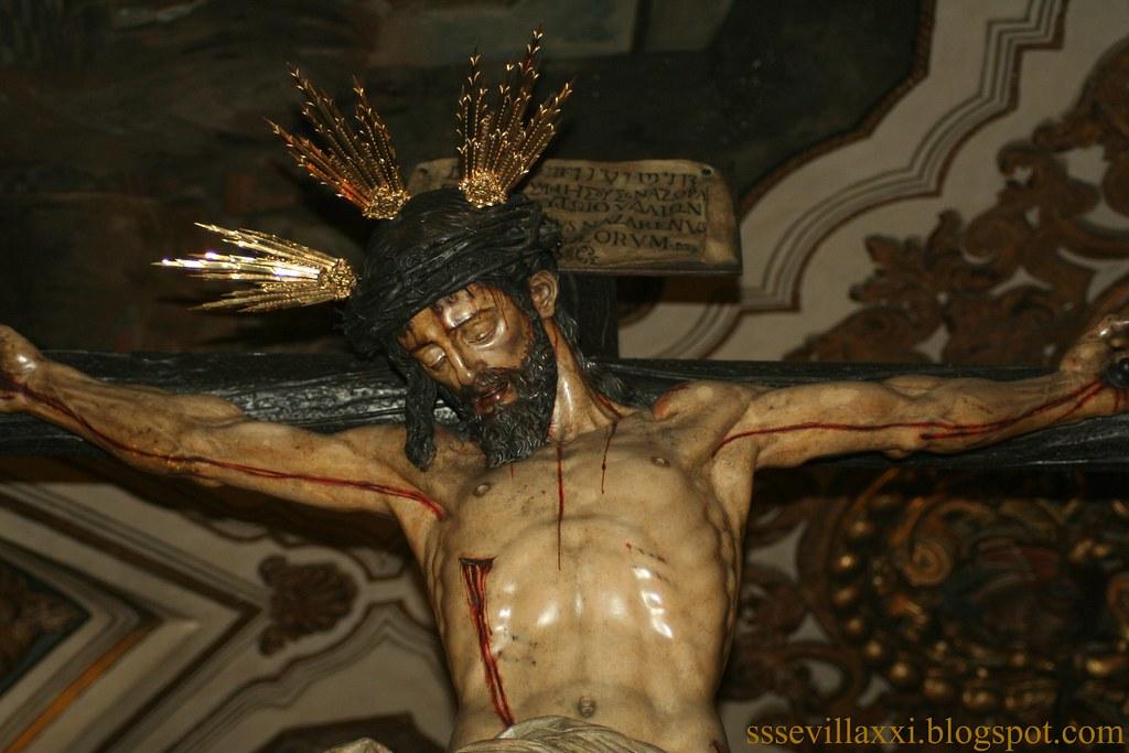 Santísimo Cristo del Calvario. Jueves Santo 2011