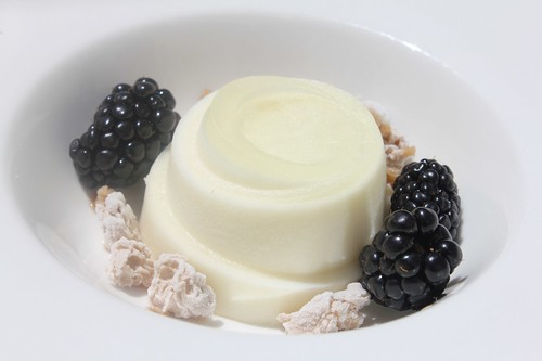 Buttermilk Panna Cott