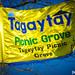 Tagaytay Picnic Grove Flag