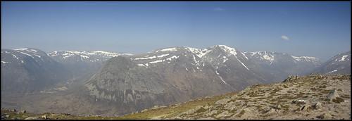 Cairngorms Panorama 1