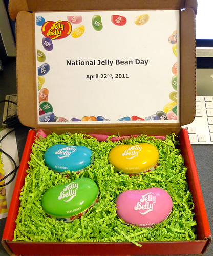 National Jelly Bean Day - Jelly Belly