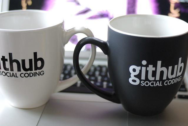 GitHub Mug