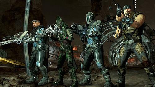 Red Faction: Armageddon Destructive Multiplayer is Fun