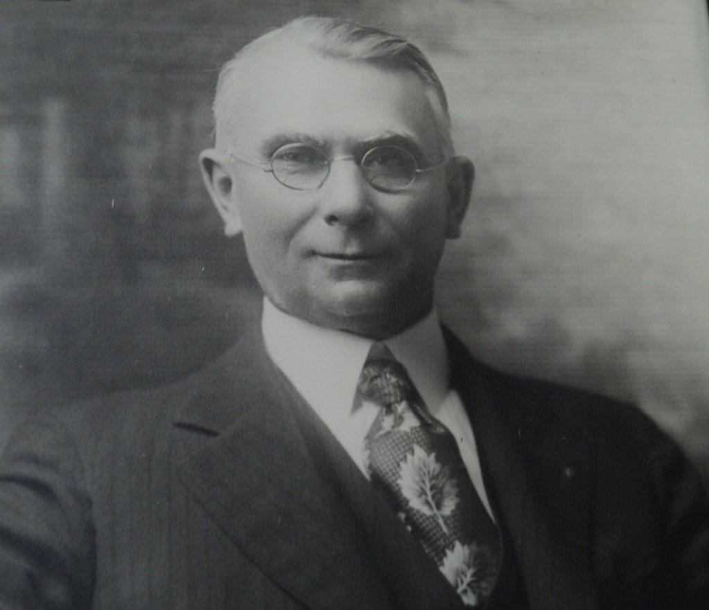 William Clyde Tomlinson