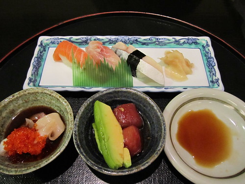 Slightly Peckish: Mitsukoshi 2
