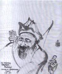 drukpa_kunley (indiariaz) Tags: india nature japan friend king god famous holy zen yogi shavedhead devotee nurture sufi satori guru devoted enlightened heavenonearth moksha baldhead fana emergent timely liberated liberate realized egoless faana sufiana tasawuf egofree
