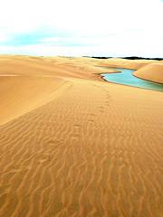 medanos de coro - so happy to be back : ) (gabcita) Tags: sand desert venezuela dunes arena falcon desierto dunas medanos coro