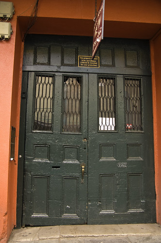 door to new orleans