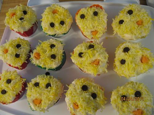 4/24/11: Cheep cupcakes