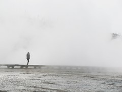 I Stand Alone (merry.happy.) Tags: mist fog minimilism