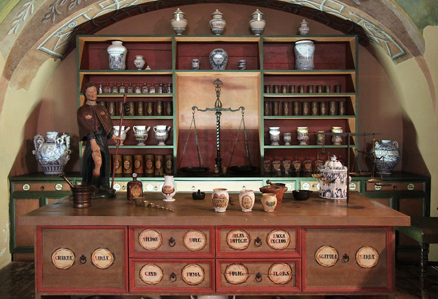Arany Sas (Golden Eagle) Pharmacy Museum
