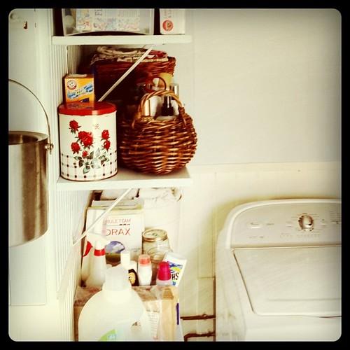 laundry corner