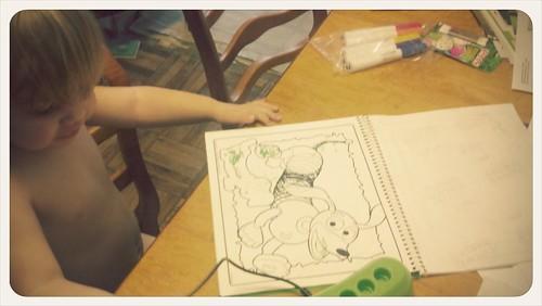 Ora coloring
